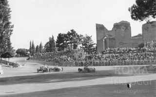 Formula 1: roma  motori  formula e
