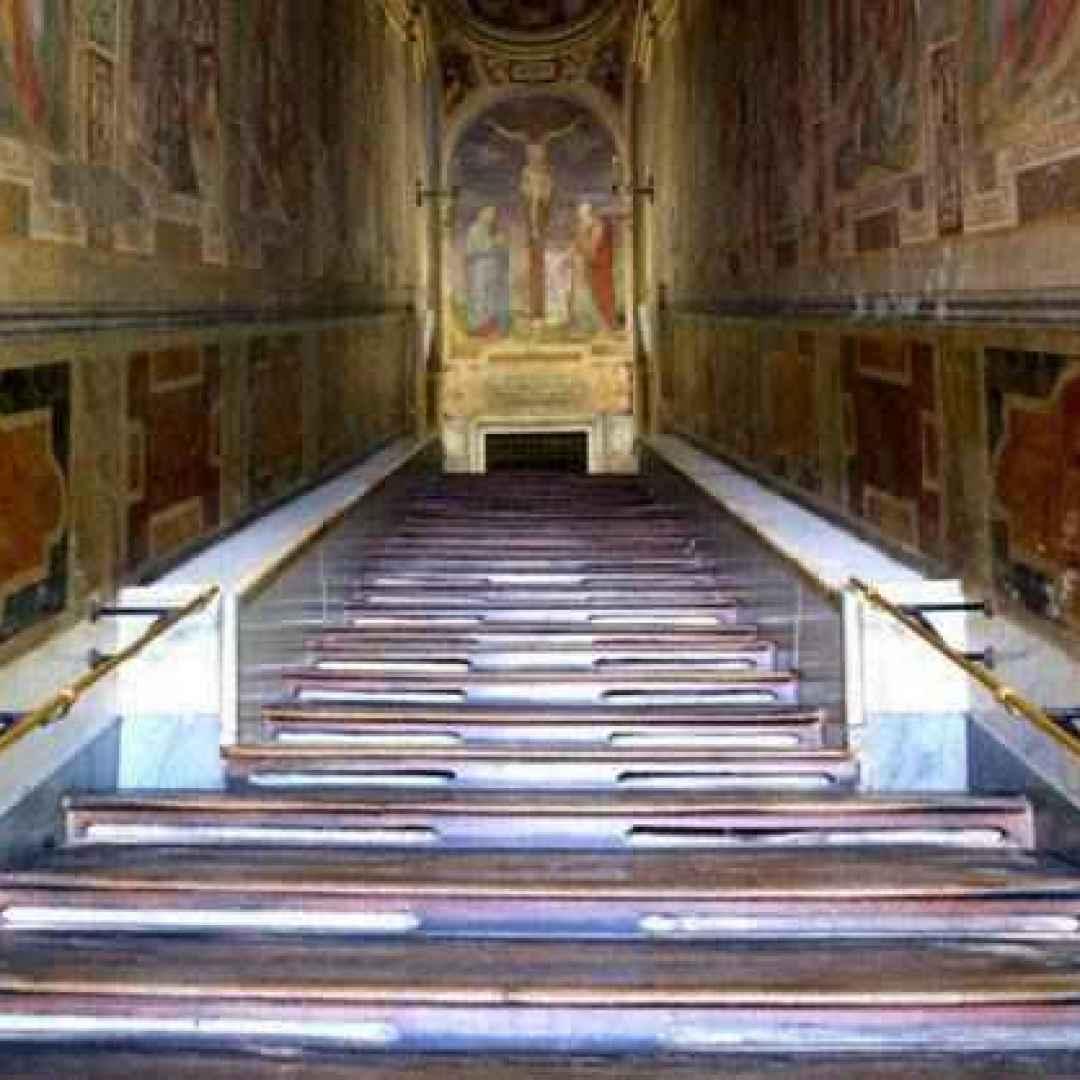 musei vaticani  spirituallità