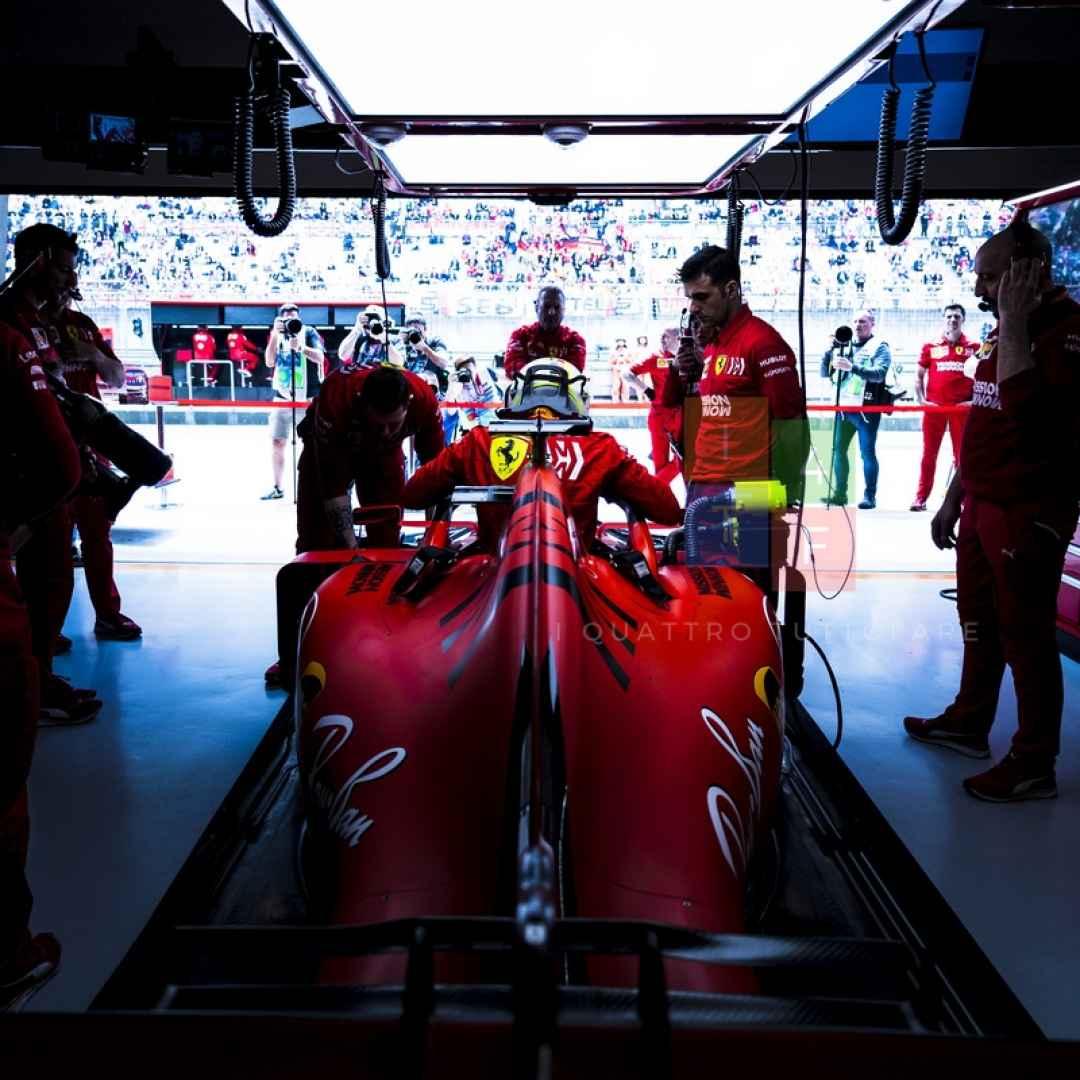 F1 | Il comunicato ufficiale Ferrari post Gran Premio di Cina: le parole di Mattia Binotto, Team Principal