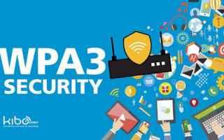Sicurezza: wpa3 cyber-security