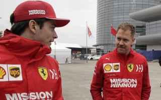 Formula 1: f1  mercedes  chinesegp  ferrari