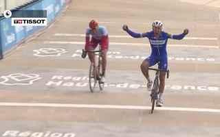 La Parigi Roubaix 2019, va a Philippe Gilbert che vince la quarta classica monumento della sua carri