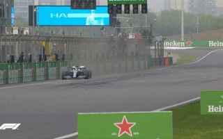 Fuga Mercedes dopo sole tre gare, infatti a Shanghai Lewis Hamilton si è preso la leadership del mo