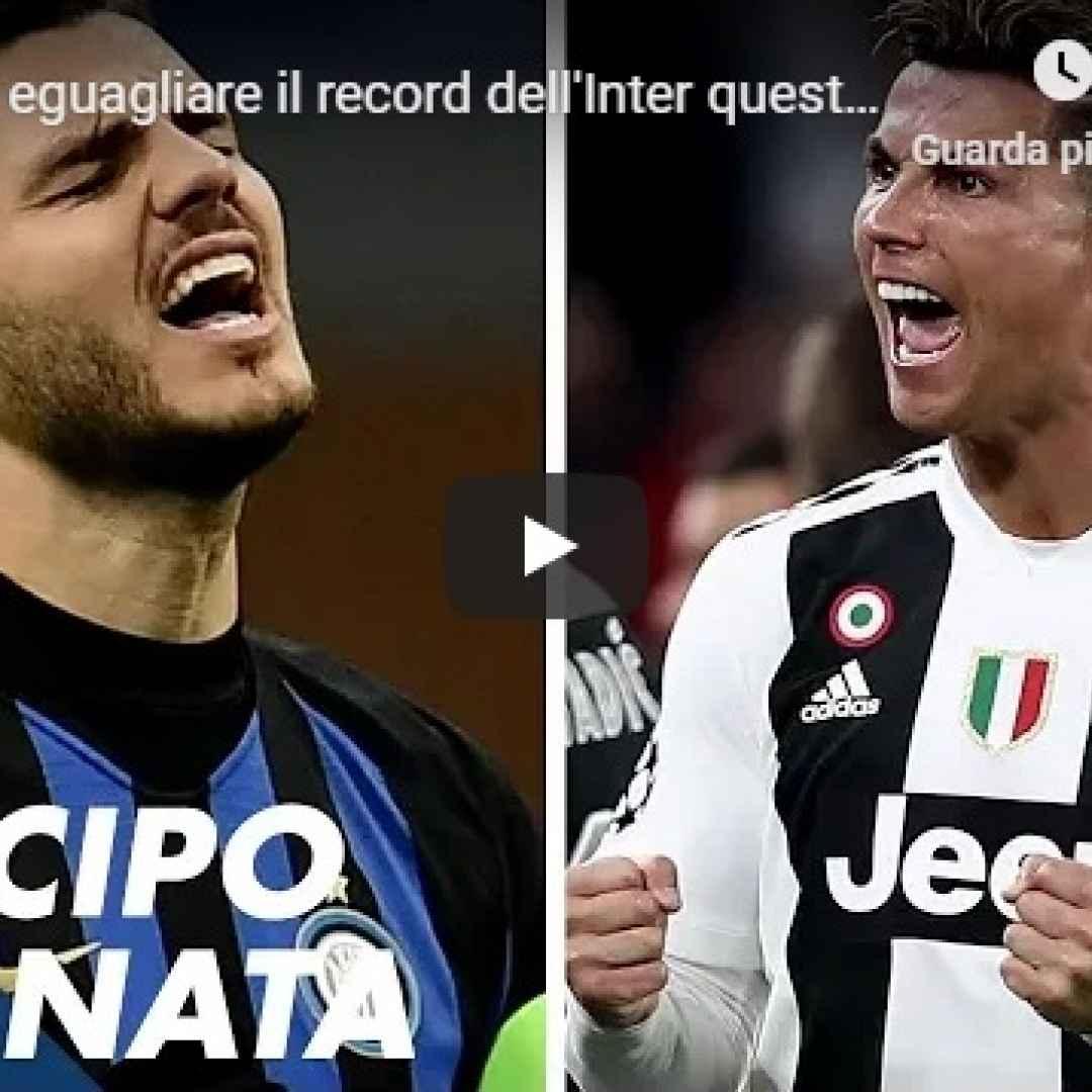 serie a calcio video juventus scudetto
