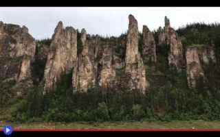 Architettura: geologia  carsismo  rocce  scogliere