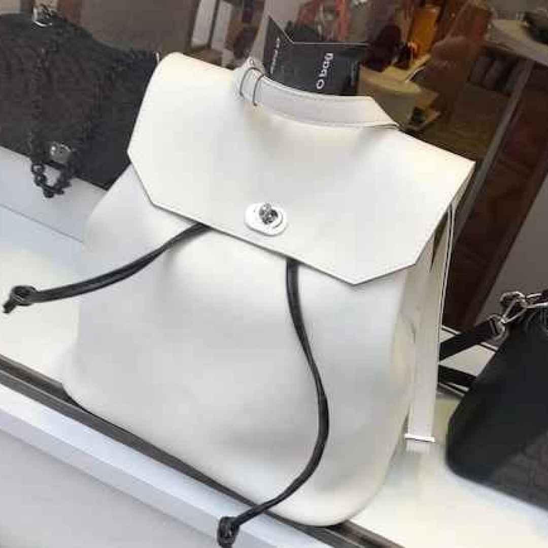 o bag  zaino  shopping  donna