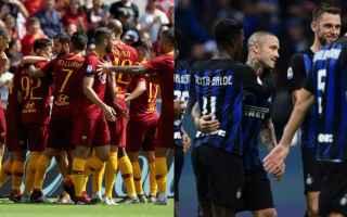 Serie A: roma  inter  diretta