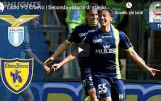 lazio chievo video gol calcio