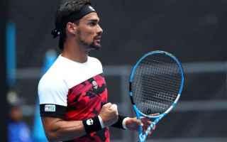 Tennis: tennis  fognini  montecarlo  atp