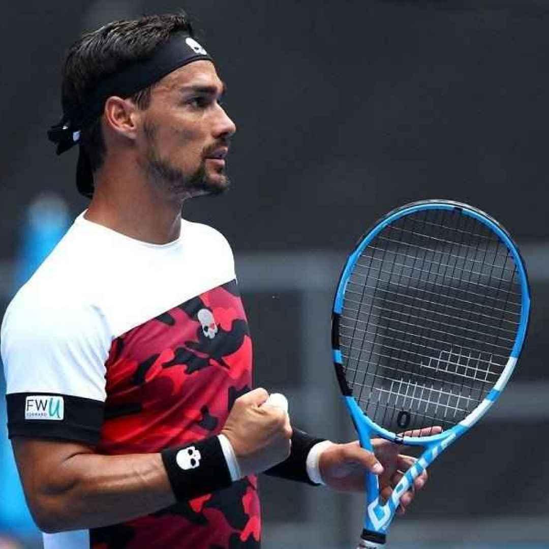 tennis  fognini  montecarlo  atp