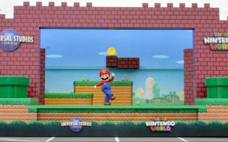 Console games: Nintendo, apre il primo parco a tema dedicato ai suoi giochi: dove e come sarà