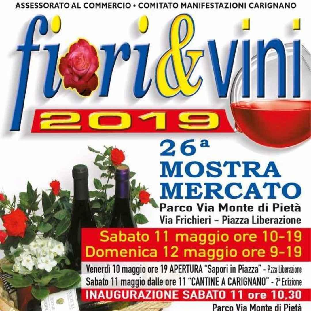 carignano  fiori  vino