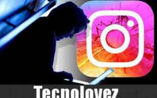 instagram allarme privacy