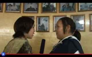 dal Mondo: canto  tradizioni  inuit  canada  quebec