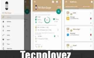 App: mi bandage app smartwacht