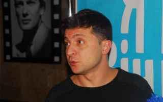 ucraina  volodymyr zelensky  grillo