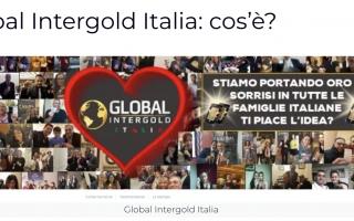 Soldi: global intergold italia  truffa