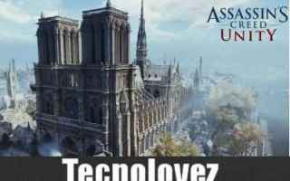 Giochi: assassin's creed unity assassin's