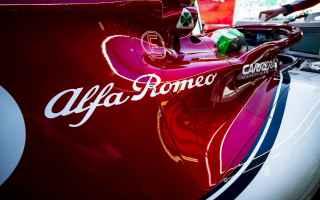 Formula 1: f1  alfa romeo  giovinazzi  azerbaijangp