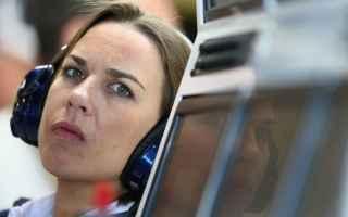 Formula 1: f1  williams  russell  azerbaijangp