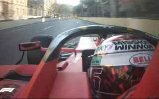Inizia bene il week end delle Ferrari, infatti gli aggiornamenti portati a Baku hanno dato riscontri
