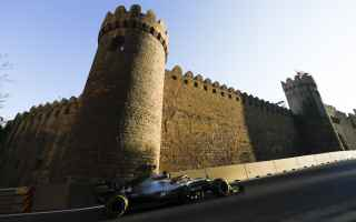 Formula 1: f1  azerbaijangp  hamilton
