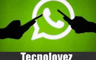 WhatsApp: whatsapp virus messaggio vocale