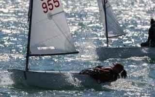 Vela: regata  ufficiale di regata