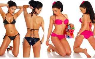 Moda: costumi mare costumi mare bikini mare