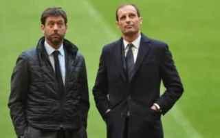 Calcio: juventus  champions  serie a  allegri