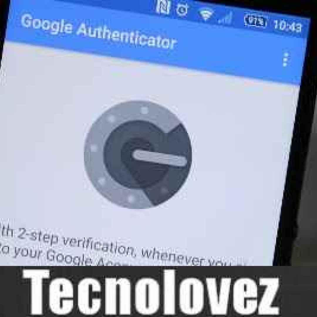 google authenticator backup
