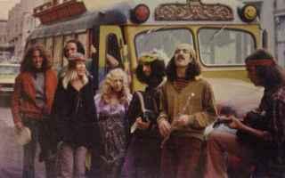 Cultura: politica  cultura  hippie