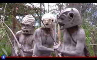 tribù  tradizioni  società  costumi