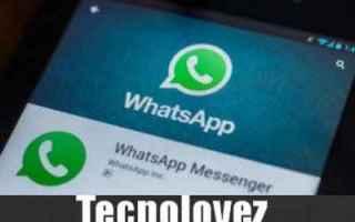 WhatsApp: whatsapp leggere i messaggi