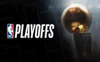 Basket: nba playoffs sport