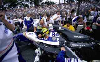 Formula 1: formula 1  senna  incidente  williams