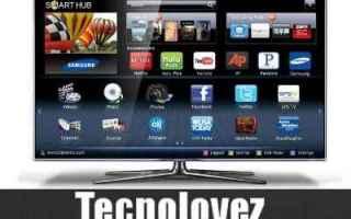 Tecnologie: aggiornare firmware tv samsung firmware