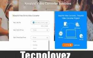 Video online: keepvid free online video converter