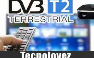 Televisione: dvb-t2  digitale terrestre  decoder