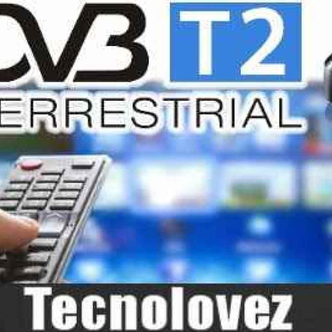 dvb-t2  digitale terrestre  decoder