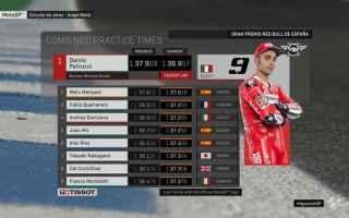 Ducati e Honda si confermano, le moto da battere a Jerez anche nelle Fp3, riduce le distanze la Suzu