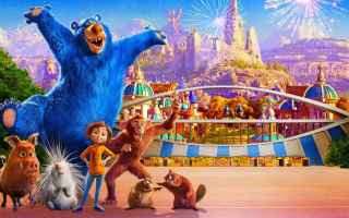 Wonder Park, il film danimazione della Paramount Animation e Nickelodeon, vede protagonista June, un