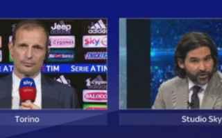 Calcio: calcio  juventus  allegri  champions