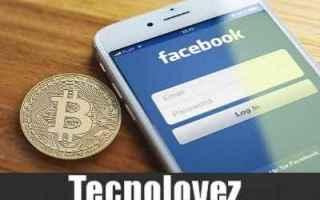 Facebook: facebook criptovaluta bitcoin fb
