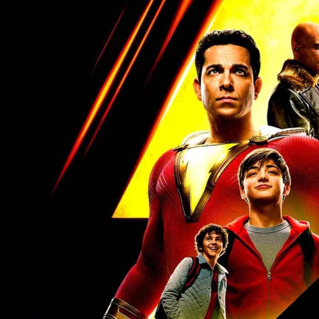 Shazam! streaming ita gratis film senza limiti ...