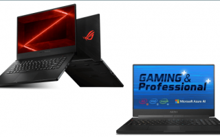 Hardware: Gaming notebook: ecco gli Asus Zephyrus G GA02 e Gigabyte Aero 15 Classic