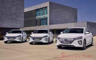 Automobili: Hyundai Ioniq Hybrid - plug-inn, Mild oppure Totaly Hybrid in arrivo