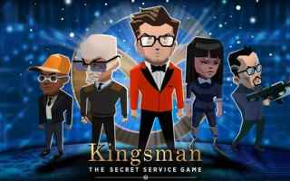 Giochi: kingsman android iphone videogioco game
