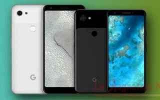 Cellulari: Google Pixel 3a e 3aXL per riconquistare il Mercato