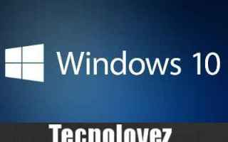 vai all'articolo completo su windows 10